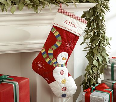 Snowman Stocking Baby Dickey Chicago Il Mom Blogger