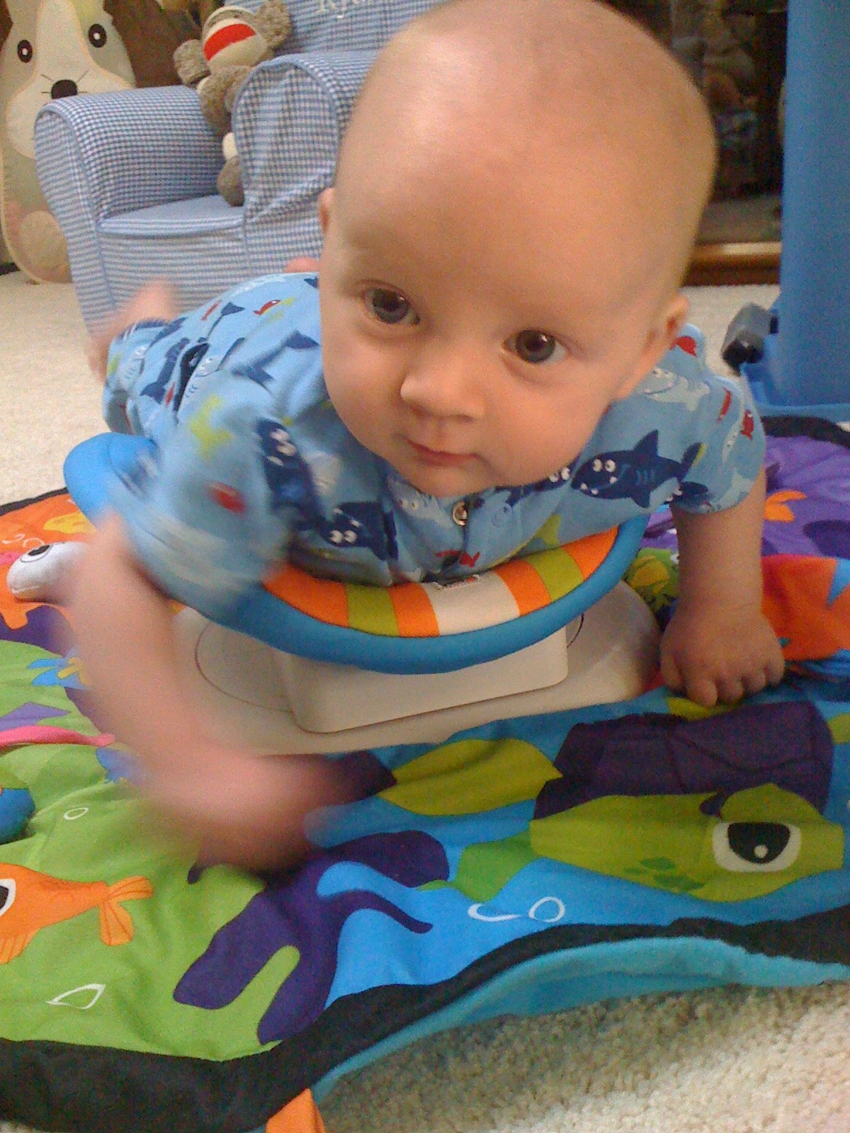 Tummy Time Tips Baby Dickey Chicago Il Mom Blogger