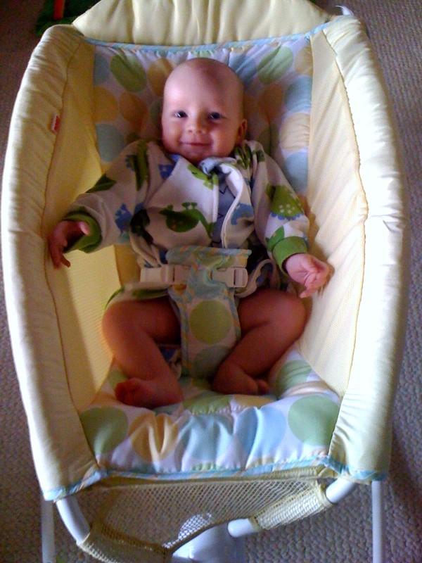 Fisher Price Newborn Rock N Play Sleeper Review Baby