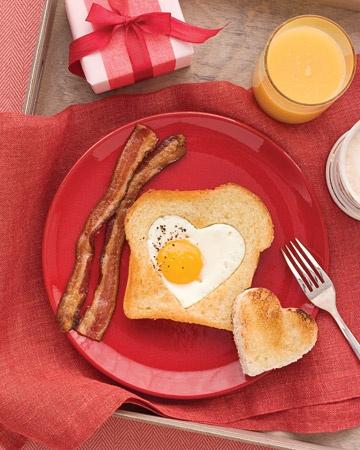valentine's day breakfasts
