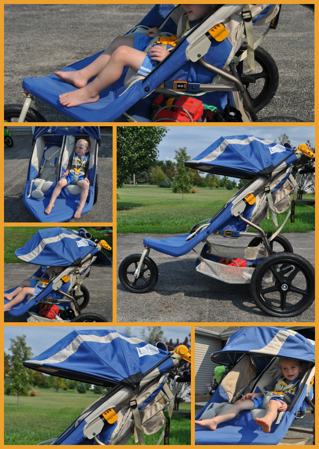 Kelty Speedster Swivel-Deuce: double jogging stroller review