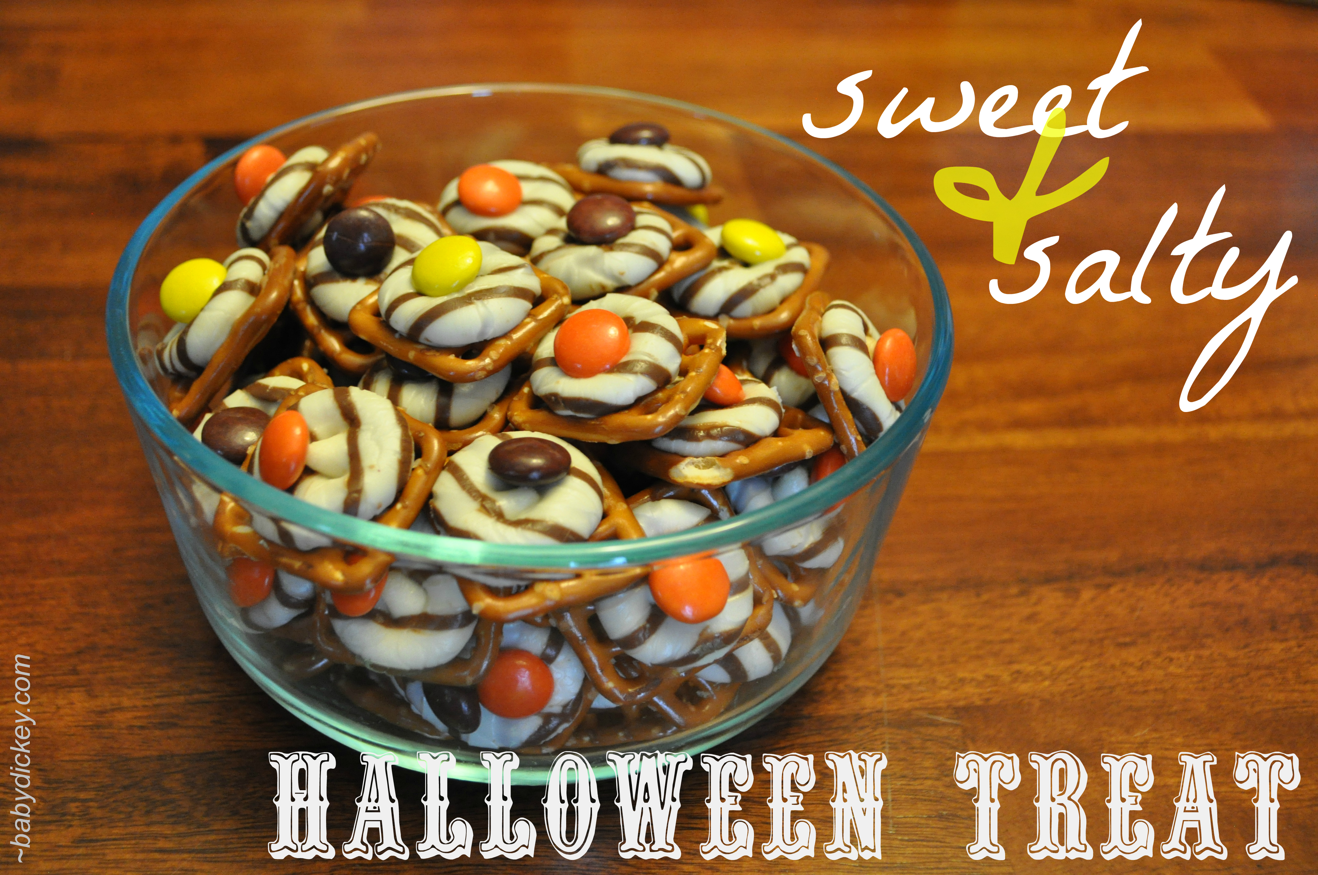 sweet and salty halloween treats - Baby Dickey | Chicago, IL Mom ...