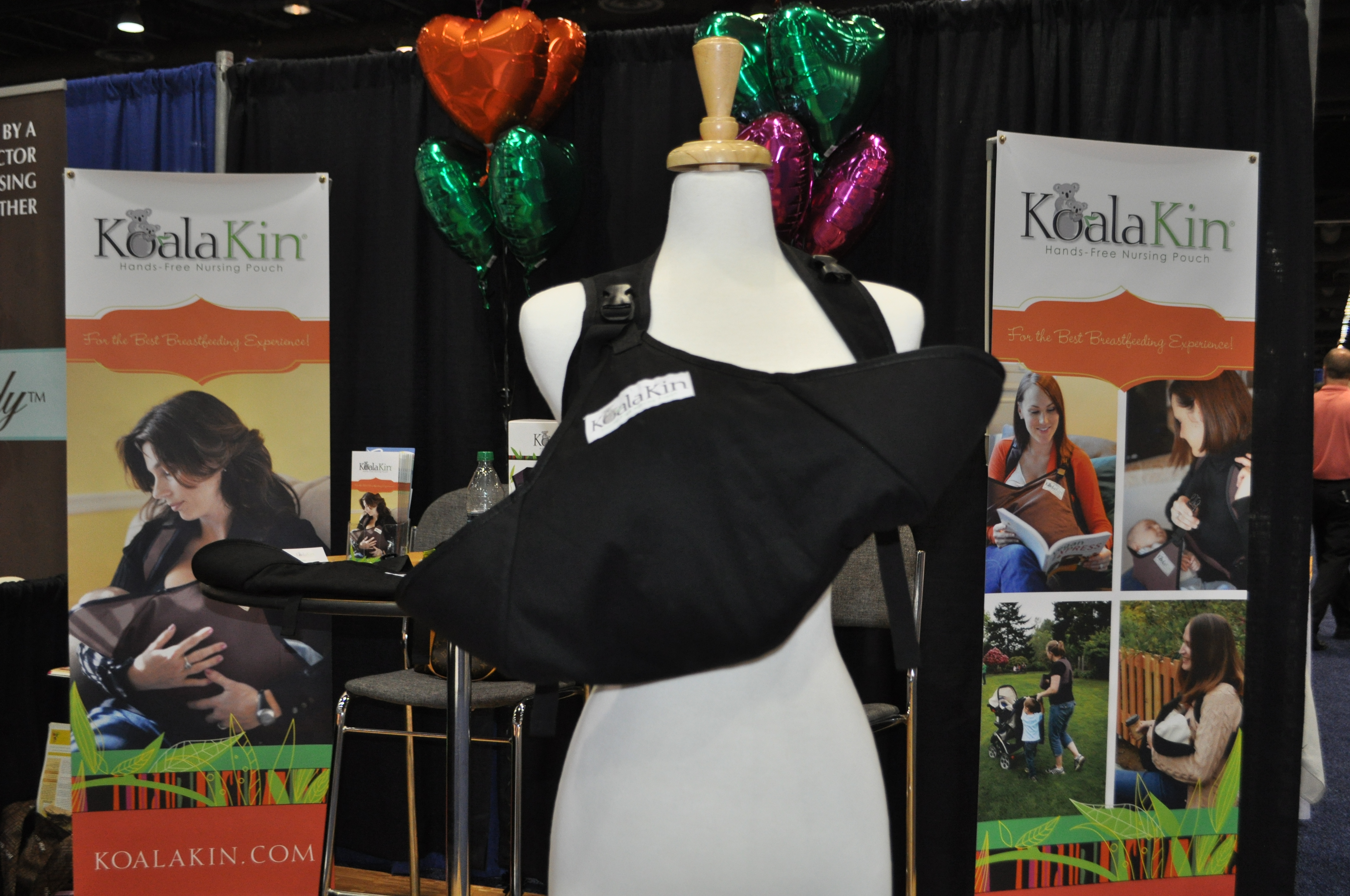Abc Kids Expo Breastfeeding Babywearing And Cloth Diapers
