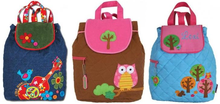 Personalized Kids Backpacks from Posy Lane