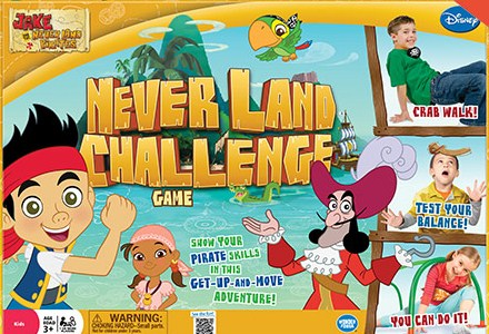 jake never land pirates game