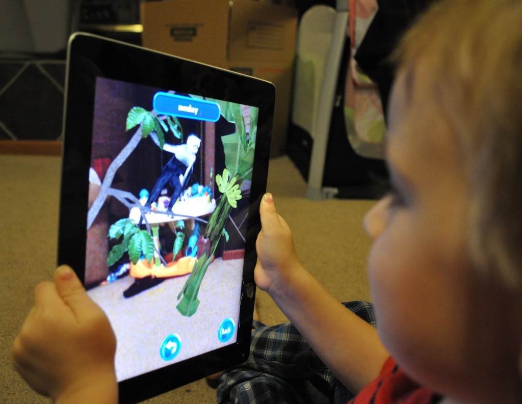 ipad games for kids