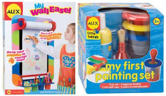 kids paint set
