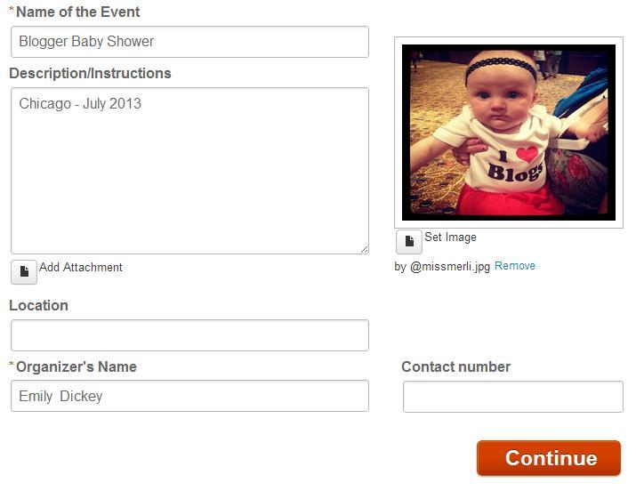 online signup sheet