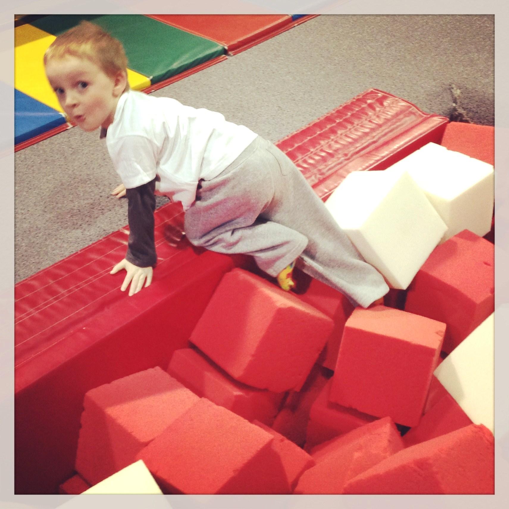 toddler gymnastics