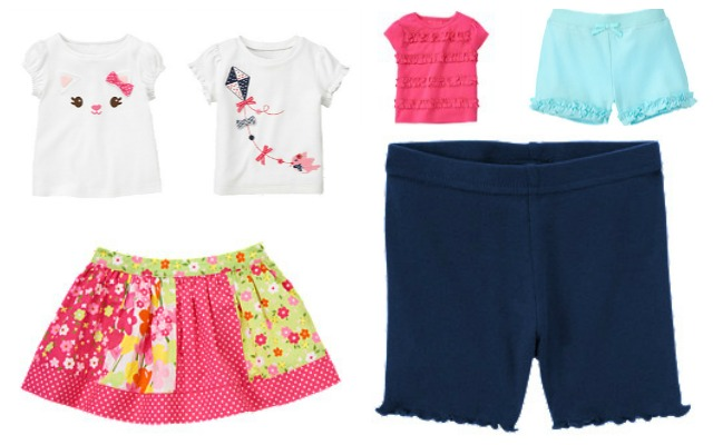 18d9d8302 Summer Styles with Gymboree - Baby Dickey | Chicago Mom Blogger