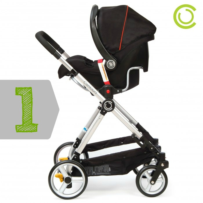 Find your BLISS with this Contours Stroller! - Baby Dickey | Chicago