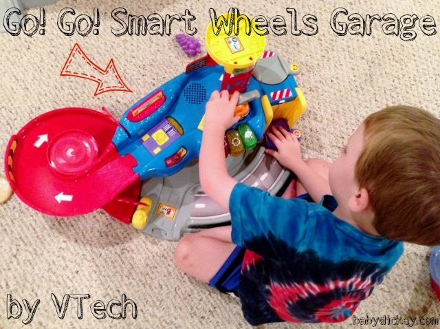 smart wheels garage