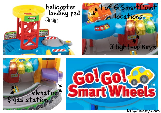 VTech Go! Go! Smart Wheels™ Garage (giveaway) - Baby ...