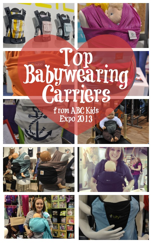 babywearing carriers
