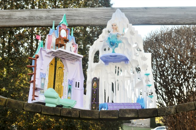 Frozen The Movie From Disney Castle Play Set Baby Dickey