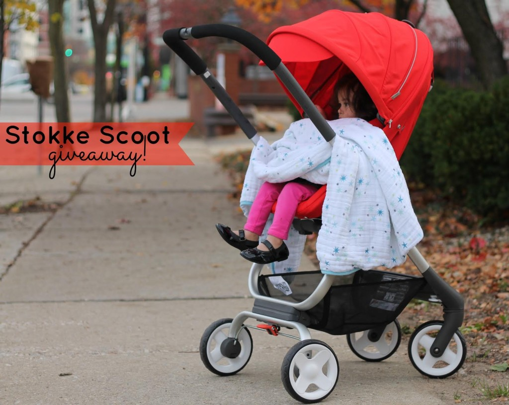 Stokke Scoot 500 Stroller Giveaway Baby Dickey