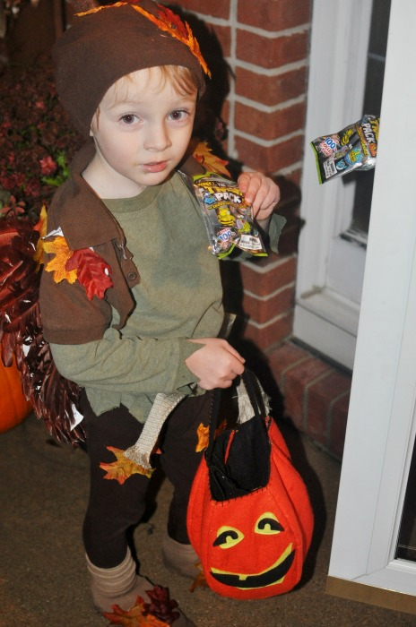toys trick or treating