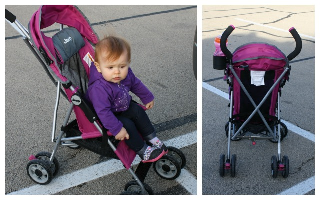 Jeep Wrangler All-Weather Umbrella Stroller - Baby Dickey | Review