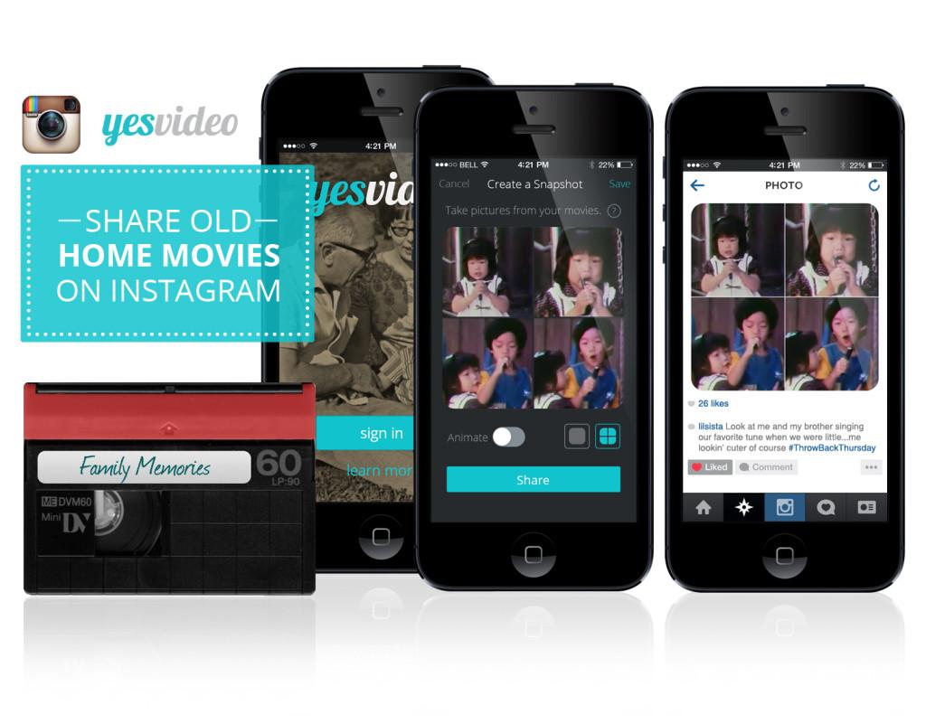 YesVideo iPhone