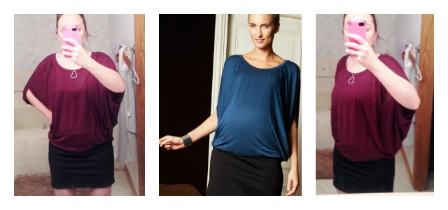stylish maternity clothes