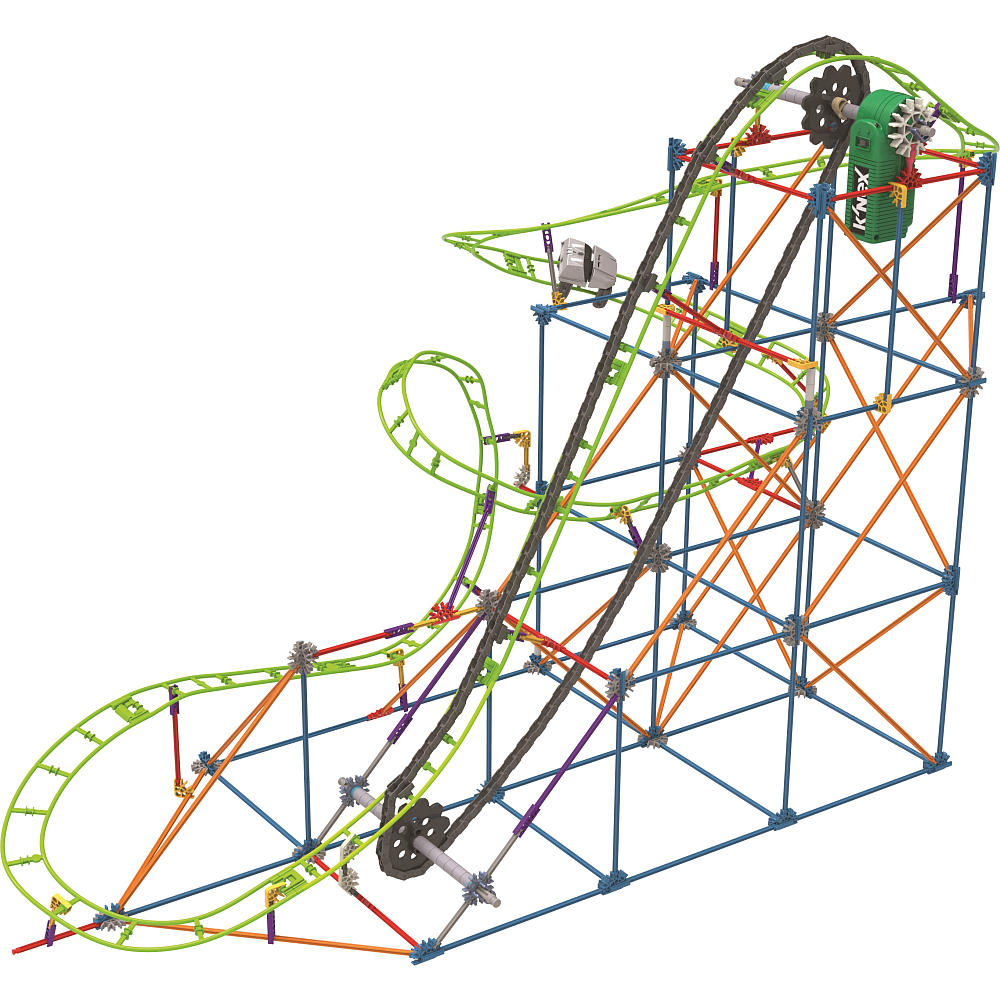 knex roller coaster instructions