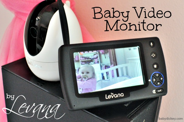levana ovia ptx video baby monitor baby dickey review. Black Bedroom Furniture Sets. Home Design Ideas