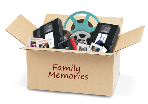 yesvideo family memories