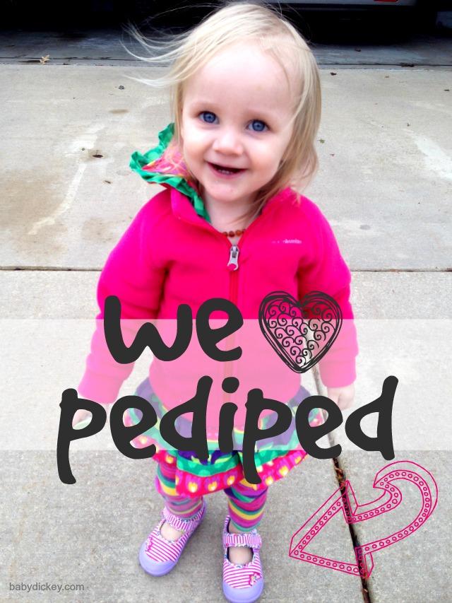 pediped girls