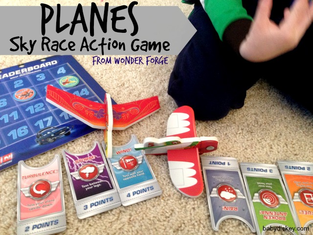 PLANES game