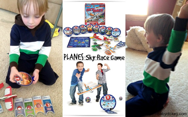 PLANES sky race game
