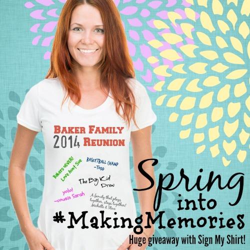 #makingmemories