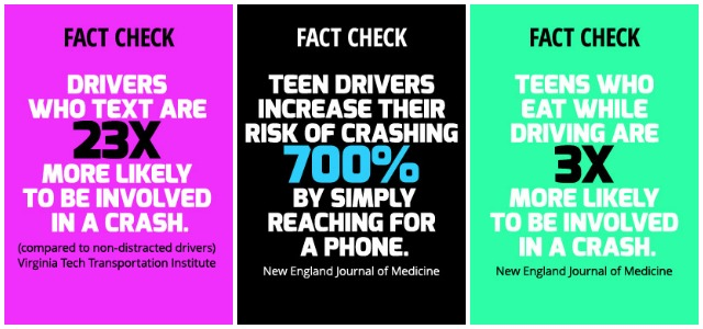 To Avoid Distracted Driving Baby Ey Chicago Il Mom