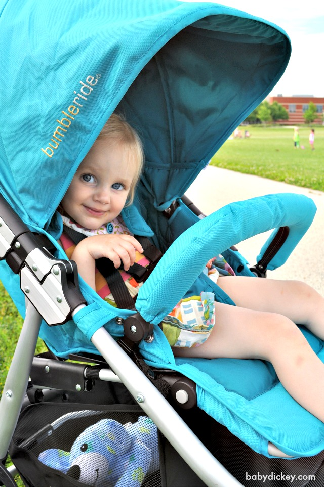 indie 4 stroller