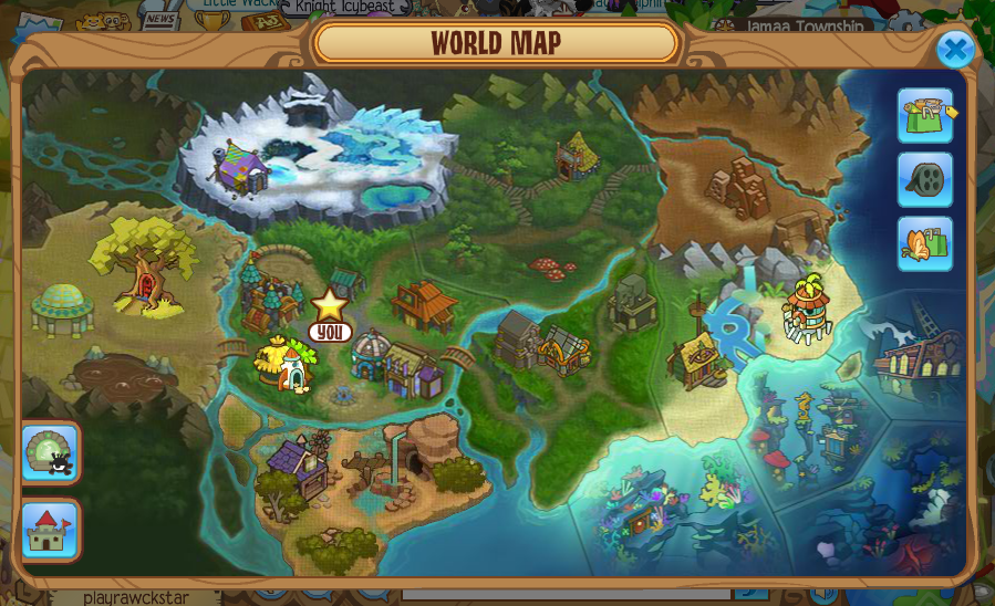 Animal Jam online playground