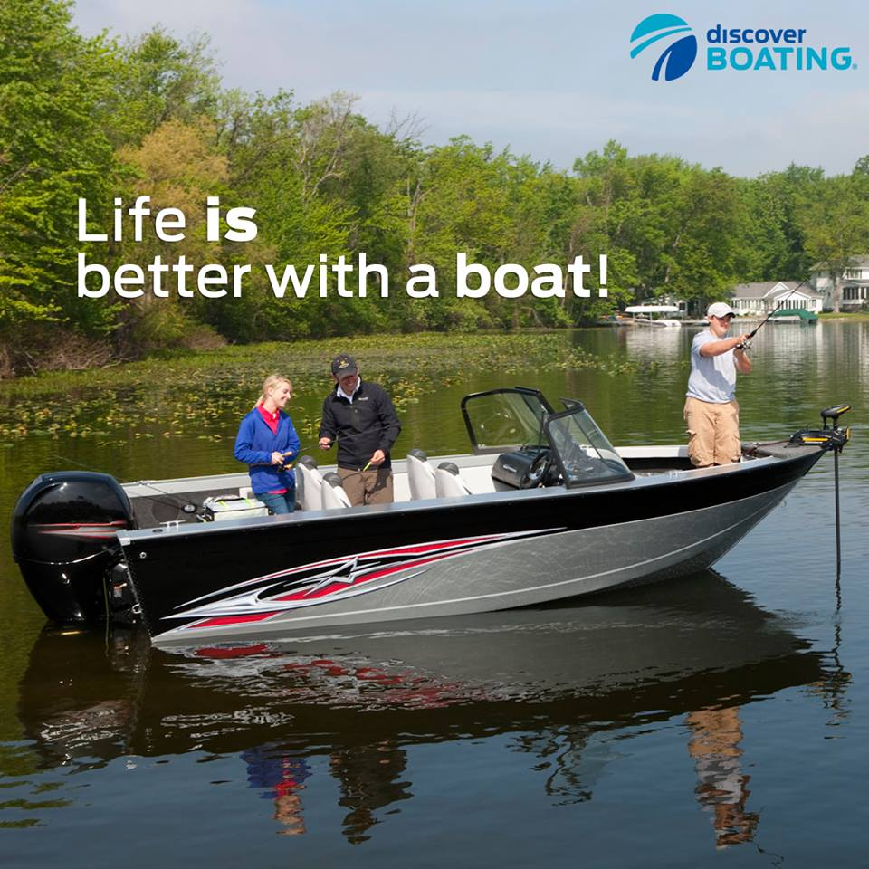 life is better with a boat
