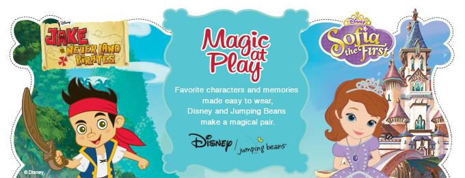 Disney Jumping Beans