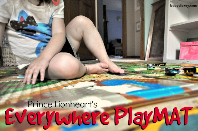 playroom playmat