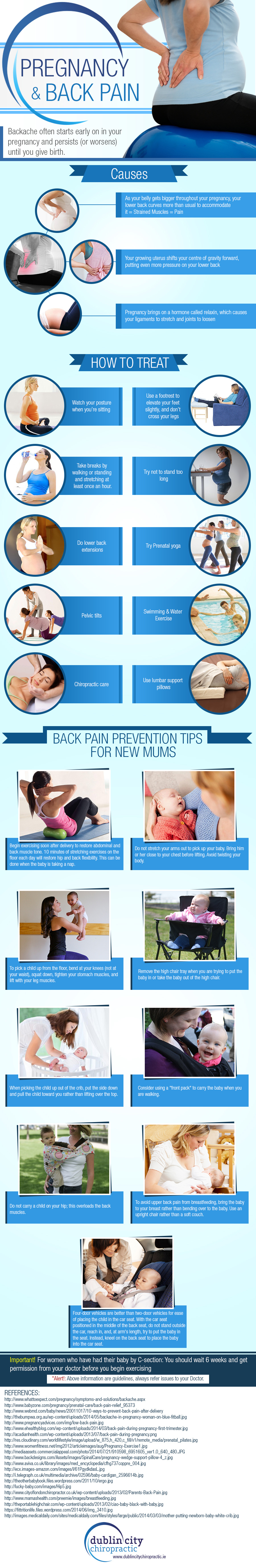 pregnancy and back pain