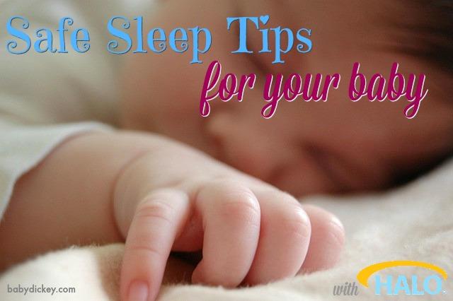safe sleep tips