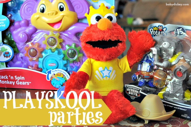 playskool parties