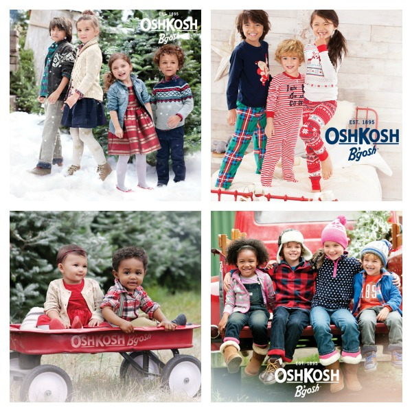 OshKosh holiday styles