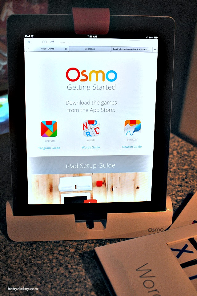 Play Osmo