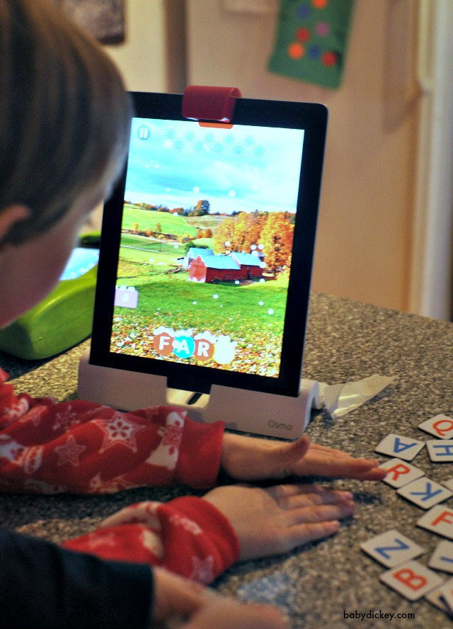 Play Osmo words