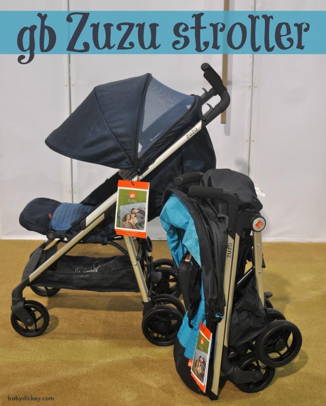 GB Zuzu Stroller