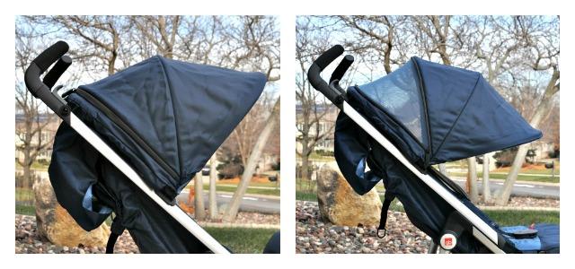 GB Zuzu Stroller canopy