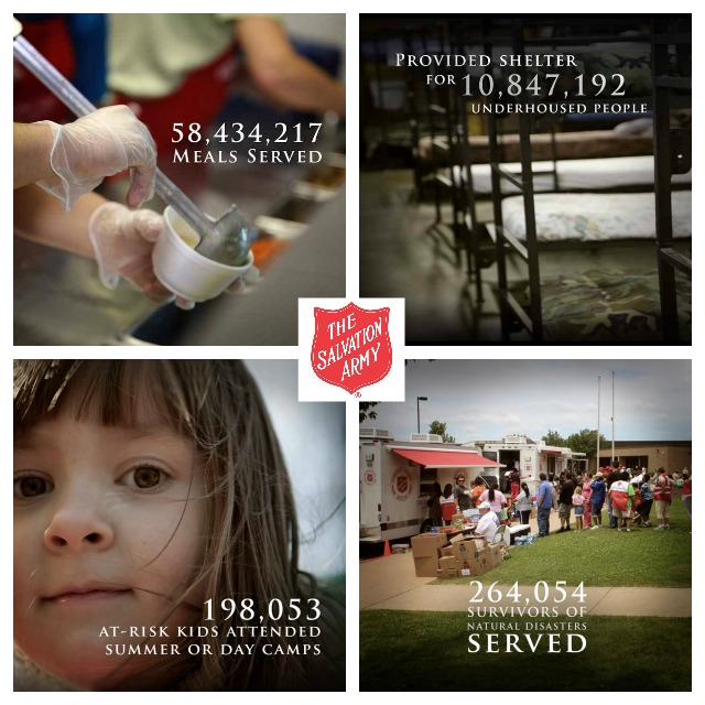 Red Kettle Reason Salvation Army