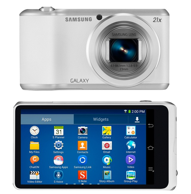 Samsung camera at Best Buy