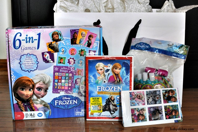 FROZEN gifts at Target