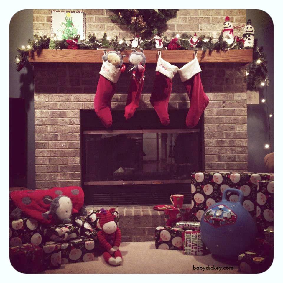 gift giving Christmas Traditions
