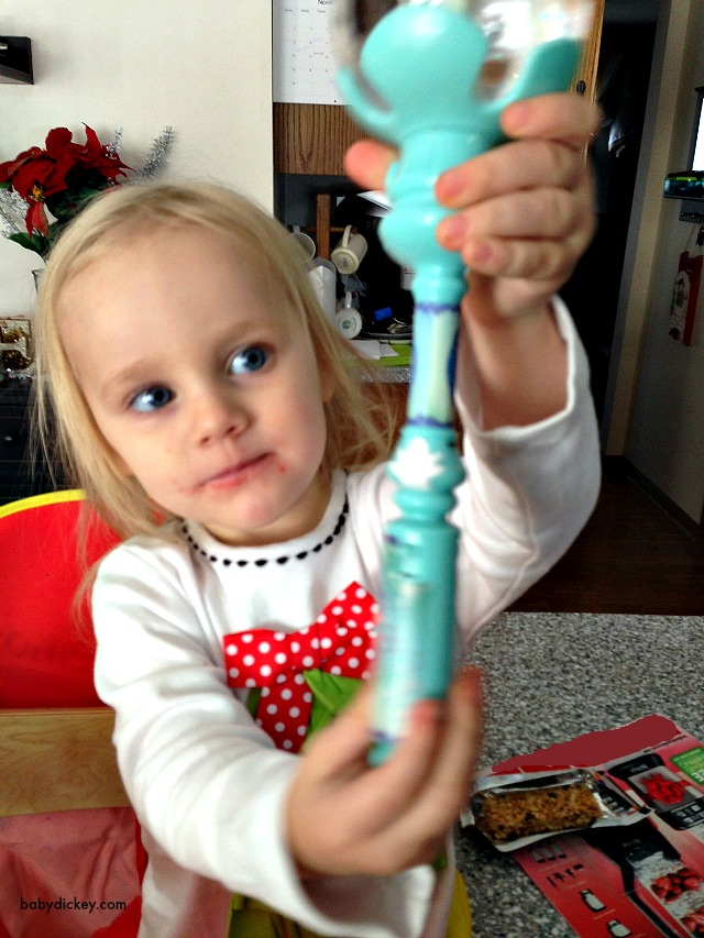 FROZEN gifts princess snow wand